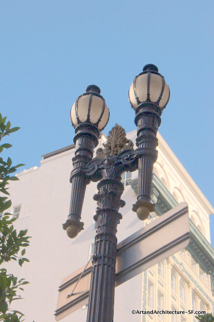 custom acuity antique lamp street lamps