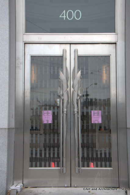doors by Albert Paley