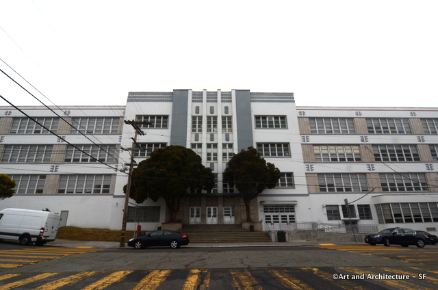 George Washington High School, San Francisco