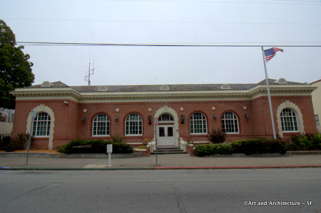Richmond Police Station