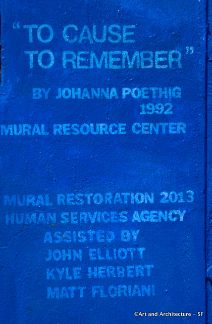 Johanna Poethig mural at 5th street