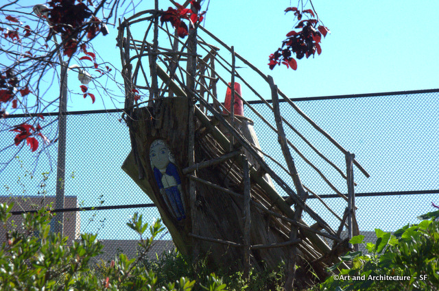 Ships Prow at Cayuga Park