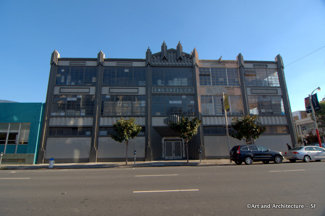 Eng Skell Building on Howard Street SF