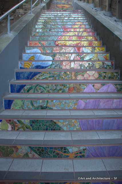 16th Avenue Stairways