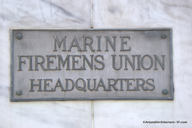 Marine Firemens Union Headquarters