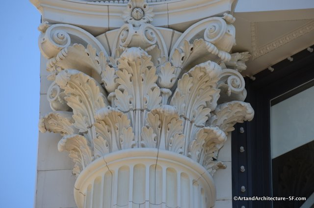 Corinthian Column, Historic Restoration
