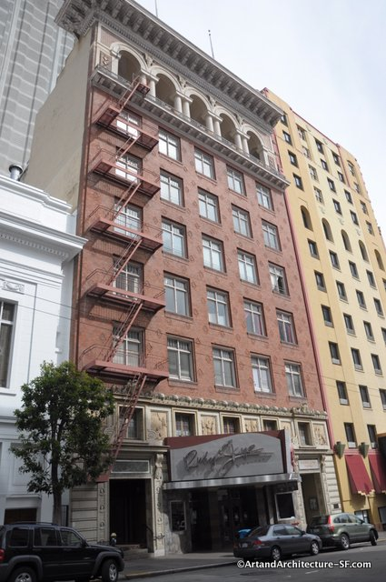 Native Sons of the Golden West Building in San Francisco