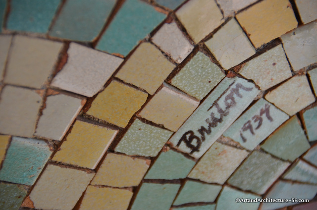 Signature Tile for Bruton Sisters