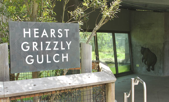Hearst Grizzly Gulch Tom Schrey Scultpure
