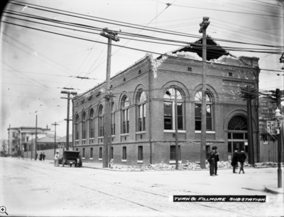 After the 1906 Quake