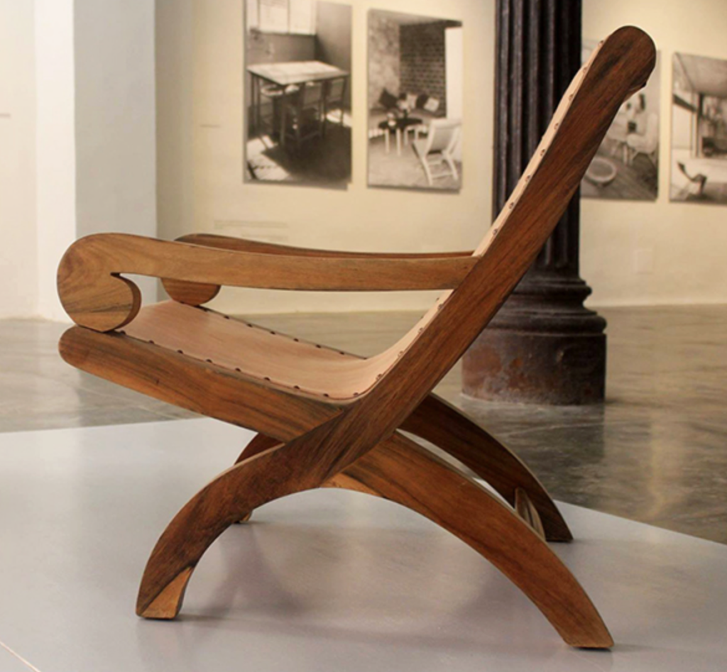 The Miguelito Chair. Photo courtesy of Factory Havana