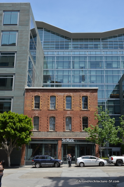 235 First Street Architecture of San Francisco