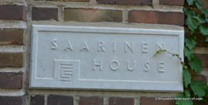 The Saarinen House