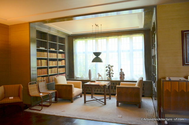 Saarinen Book Room