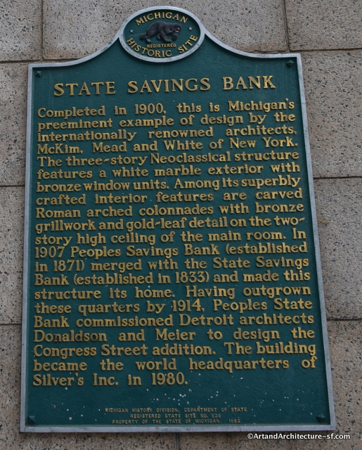 State Savings Bank of Detroit