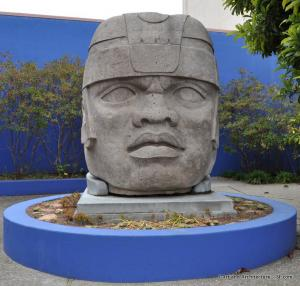 Olmec Heads in San Francisco