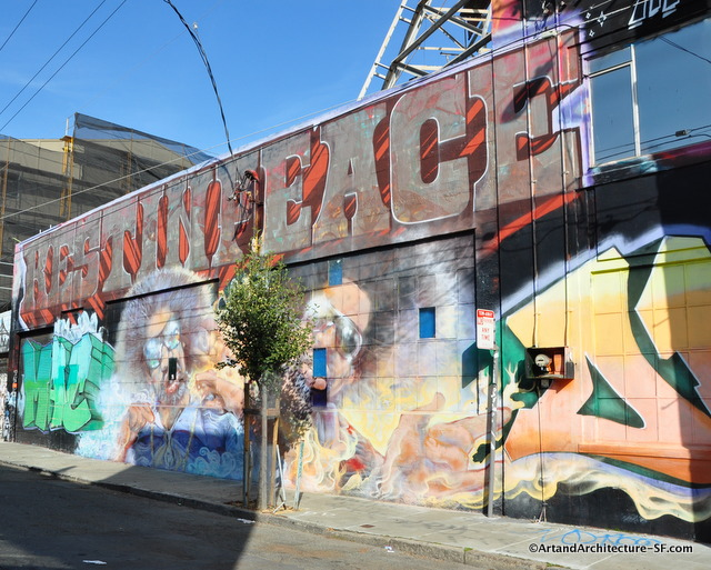 Unique SOMA – Mac Dre – Public Art and Architecture from Around the World GP92