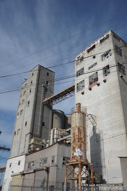 Grain Silos in San Francisco?
